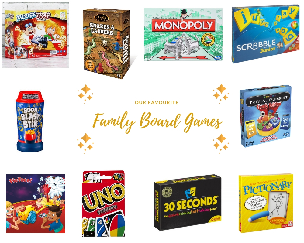 Our Favourite Family Board Games {GIVEAWAY} – In These Stilettos